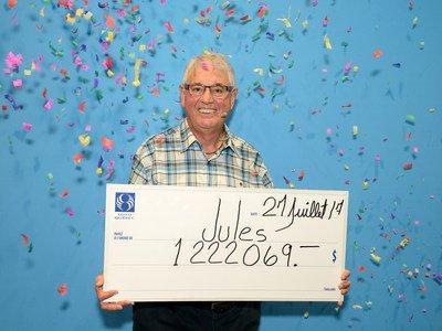 Щасливчик: пенсіонер вдруге в житті виграв мільйон доларів