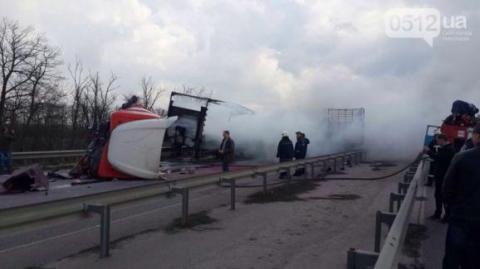 На Миколаївщині сталася смертельна аварія