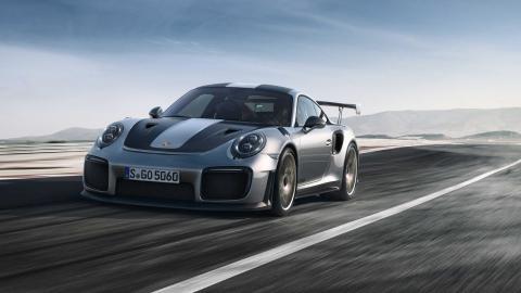 Porsche презентував найпотужніший 911 (ВІДЕО)