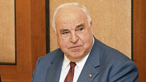 Порошенко висловив співчуття з приводу смерті великого друга України Гельмута Коля