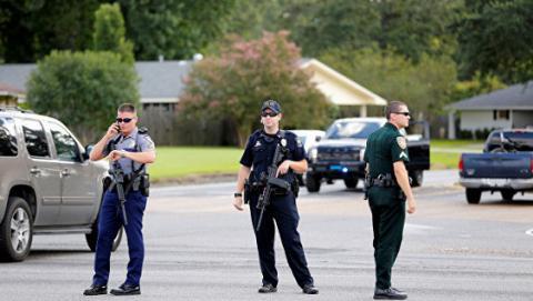 Поліція США застрелила майже 500 осіб за півроку