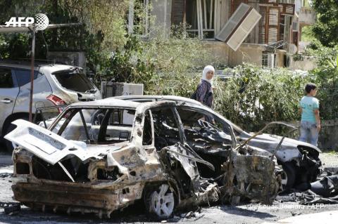 У столиці Сирії стався теракт: багато загиблих