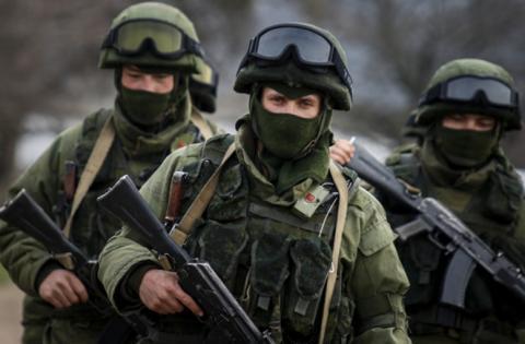 Росія розбудовує військову інфраструктуру у Криму
