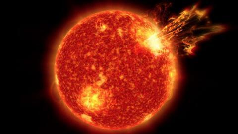 Розкрито секрет плазмових стовпів Сонця