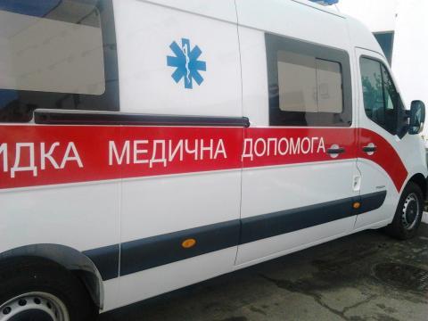 У Львівській області сталася ДТП, є постраждалі