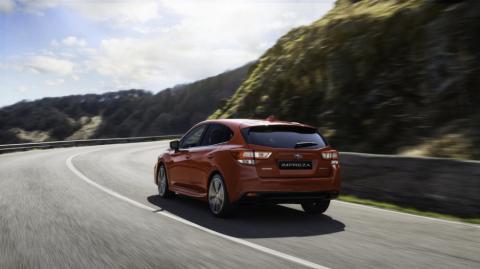Subaru анонсувала прем'єру нової моделі Impreza (ФОТО)