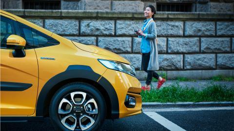 Honda презентувала новий хетчбек Fit (ФОТО)