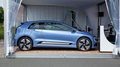 VW створив прототип нового Golf (ФОТО)