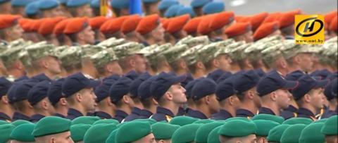 Білорусь: як пройшов День Незалежності (ФОТО)