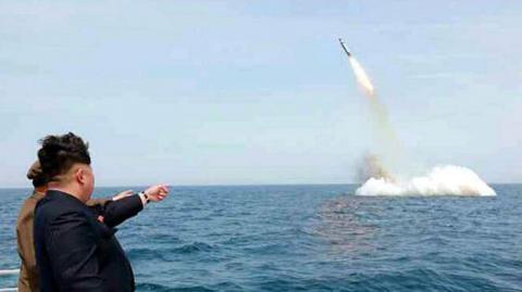 В КНДР зафіксовано запуск балістичної ракети