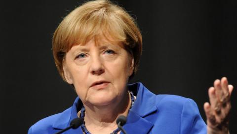 Меркель використала Україну у своїй передвиборній кампанії