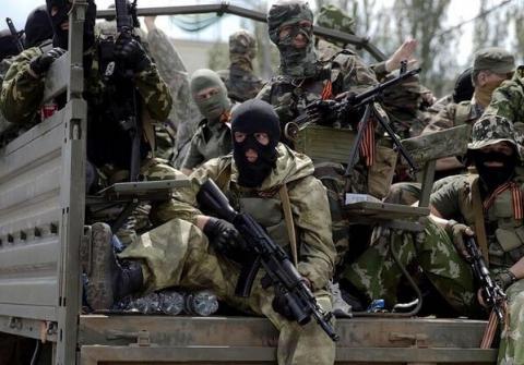 """Терористи """"ДНР"""" заявили про взяття в полон офіцера ЗСУ (ВІДЕО)"""