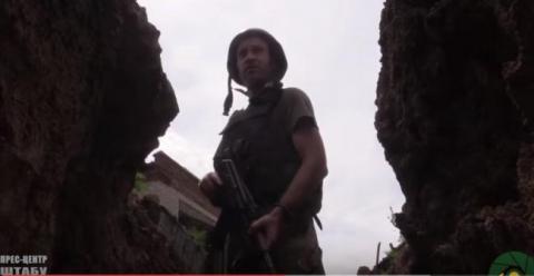 Будні в АТО: військовослужбовці розповіли як бойовики дотримуються перемир