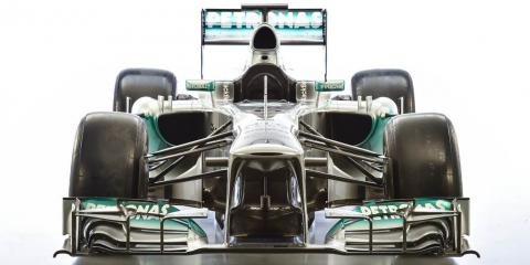 Mercedes-AMG виставив на продаж унікальну модель F1 W04 (ФОТО)