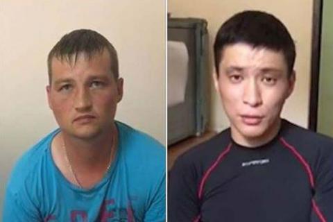 СБУ відкрила кримінальну справу проти бійців ФСБ, яких затримали поблизу Криму