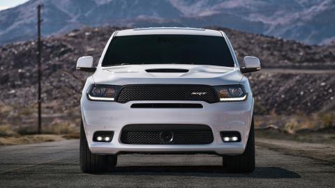 """Dodge розсекретив """"заряджений"""" кросовер Durango (ФОТО)"""