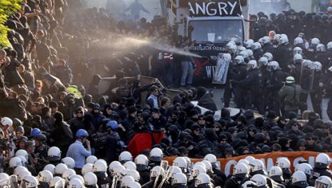 Масові протести в Гамбурзі: число жертв зростає