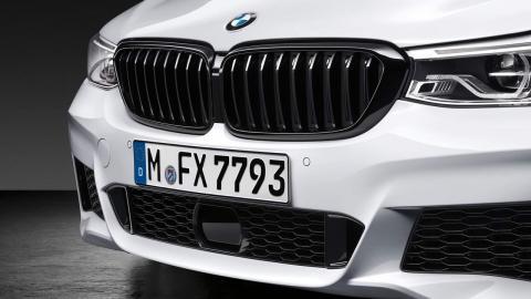 BMW презентував заряджений ліфтбек 6 Series GT (ФОТО)