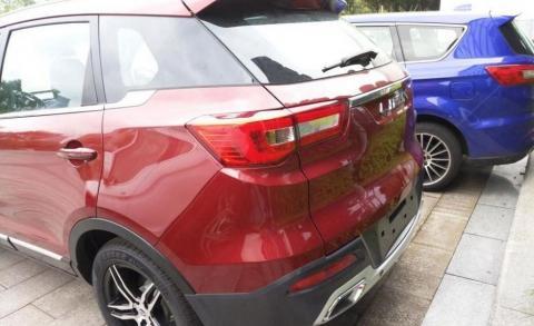 Журналісти оприлюднили світлини нового паркетника Lifan (ФОТО)