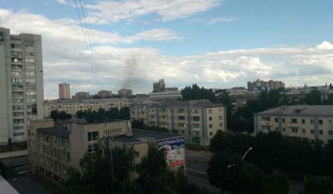 В центрі Луганська стався другий вибух (ФОТО)