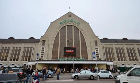 Київський вокзал обладнали безкоштовним Wi-Fi