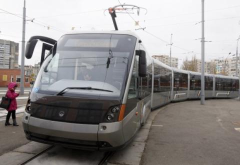 У столиці незабаром з'явиться нова трамвайна колія