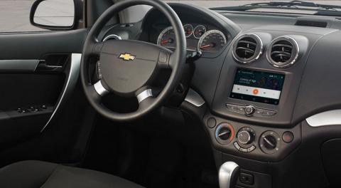 Chevrolet презентував оновлений седан Aveo (ФОТО)