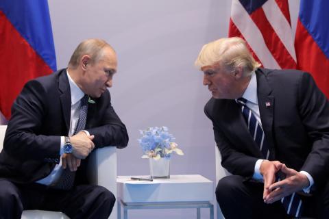 У США розповіли про нову можливу зустріч Трампа із Путіним