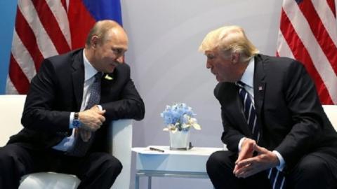 Трамп дав оцінку зустрічі з Путіним