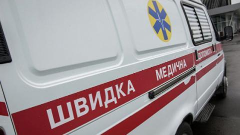 ДТП на Тернопільщині: автобус з туристами зірвався з обриву