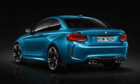 У Мережі розсекретили нове купе BMW M2 CS (ВІДЕО)
