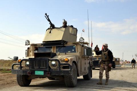 Іракські військові визволили місто Мосул від «ІД»