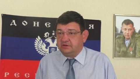 В ДНР було поранено лідера бойовиків