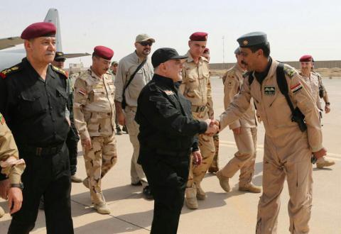 Ірак оголосив про перемогу над «Ісламською державою»