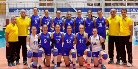 Українські волейболістки вперше виграли Євролігу