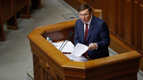 Луценко зробив гучну заяву щодо нових затримань високопосадовців