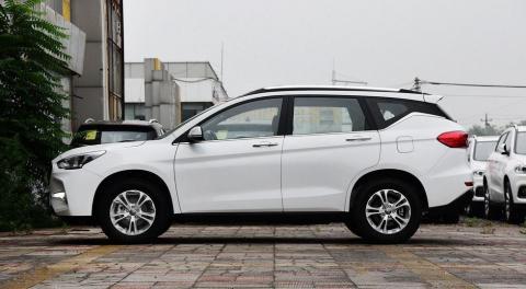 Haval готовий розпочати продаж нового позашляховика Н6 (ФОТО)