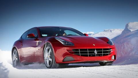 Ferrari розсекретила свій перший кросовер (ФОТО)