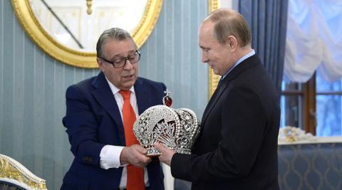Чому Геннадій Хазанов підтримав анексію українського Криму