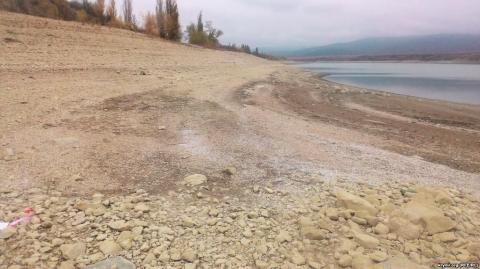 Окупований Крим гине через природні умови (ВІДЕО)