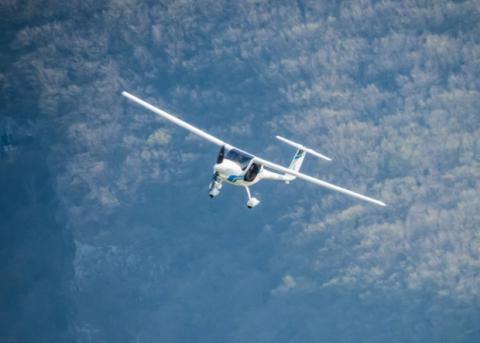 Американських пілотів навчатимуть на електричних літаках