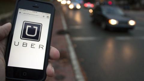 В Києві подорожчав Uber