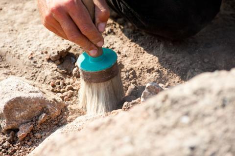 У Китаї знайшли стародавнє поховання