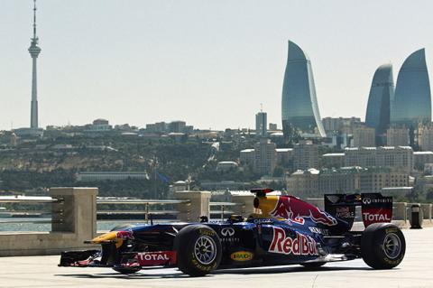 Жителька Баку судитиметься з Формулою-1