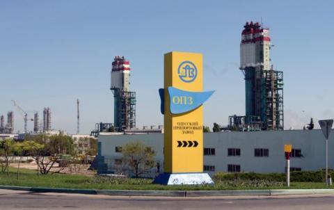 В Одесі припиняє роботу припортовий завод
