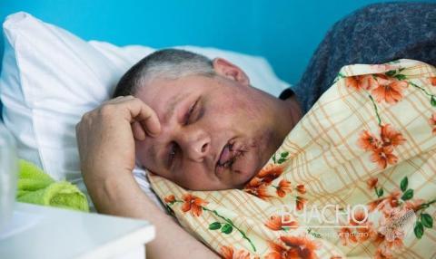 На Донбасі жорстоко побили родину за проукраїнську позицію
