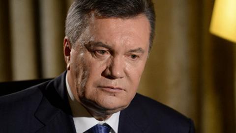 Події перевороту 2014 року: Генпрокуратура дослухалася до Януковича