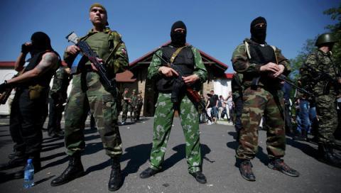 На Донбасі не стихають обстріли