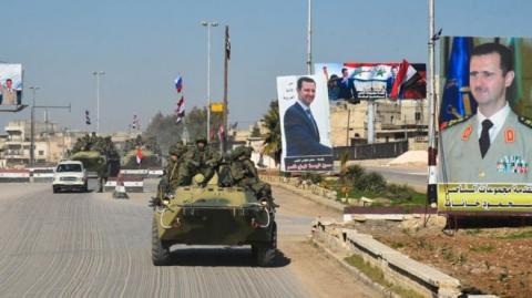 В Сирії ліквідували високопоставленого офіцера ЗС РФ
