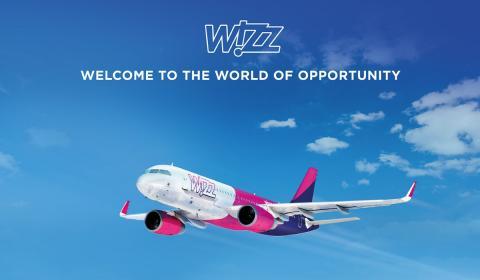 Wiz Air планує запустити прями рейси з Києва до Лісабона і Таллінна